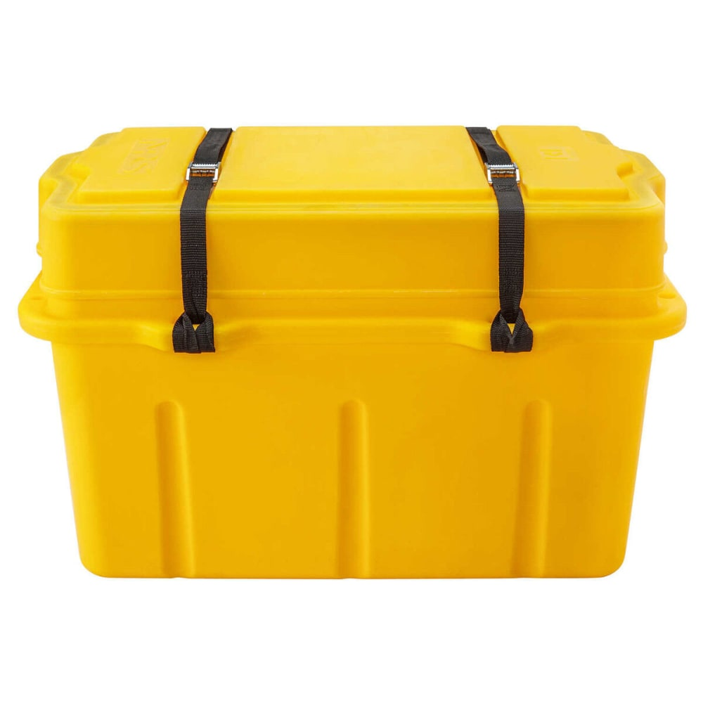 NRS Canyon Camping Dry Box - YELLOW