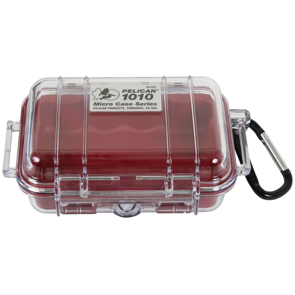 PELICAN Micro Case 1020 - RED