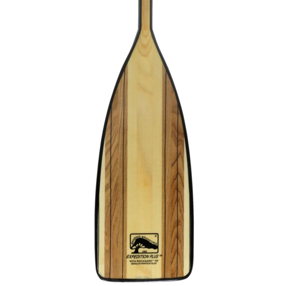 BENDING BRANCHES Expedition Plus Canoe Paddle - WOOD