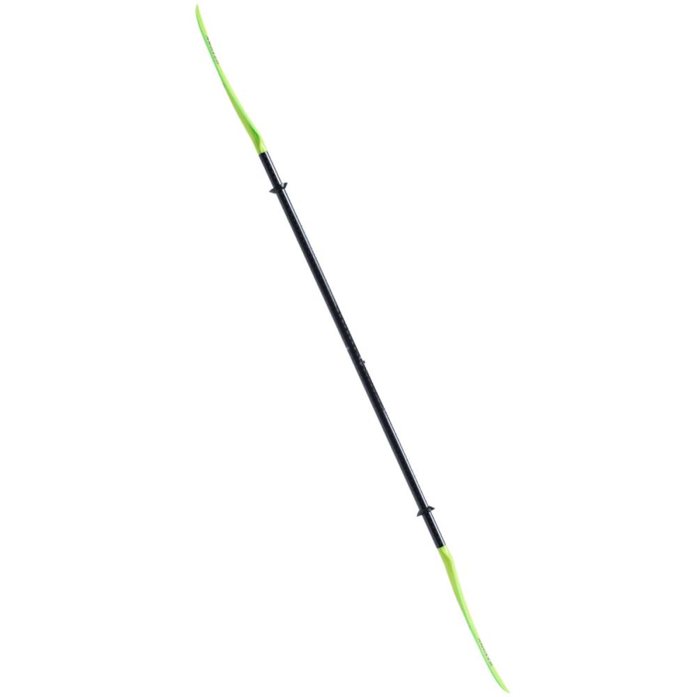BENDING BRANCHES Angler Pro Kayak Paddle, Snap-Button - SEA GREEN