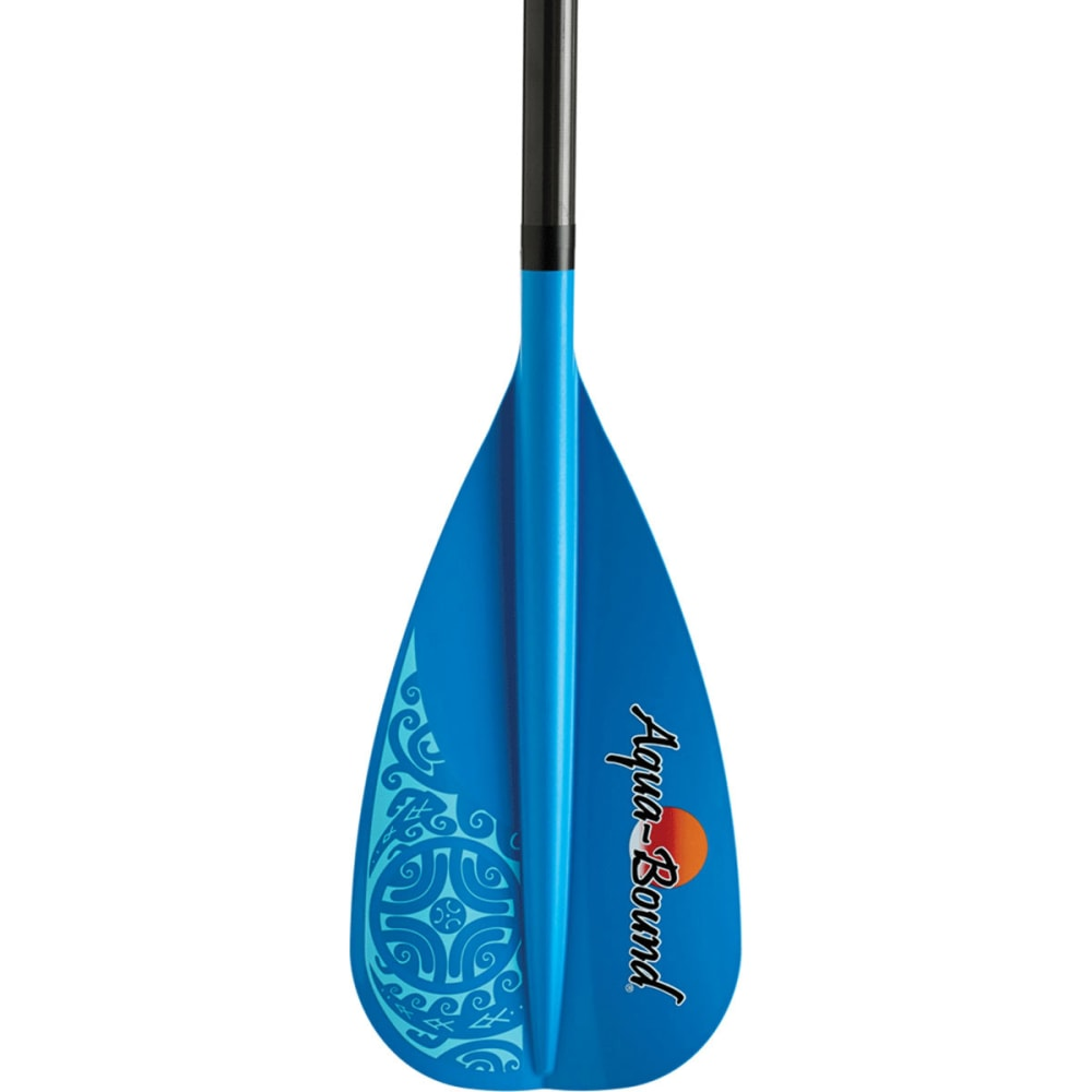 AQUA-BOUND Freedom Hybrid Adjustable Stand Up Paddle  - BLUE