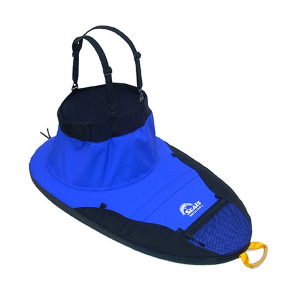 SEALS Tropical Tour Sprayskirt, 1.4 - BLUE
