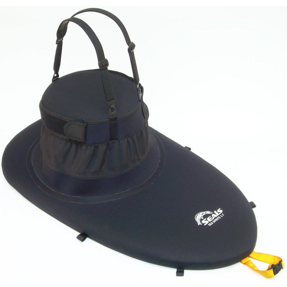 SEALS Sea Sprite Sprayskirt, 1.4 - BLACK