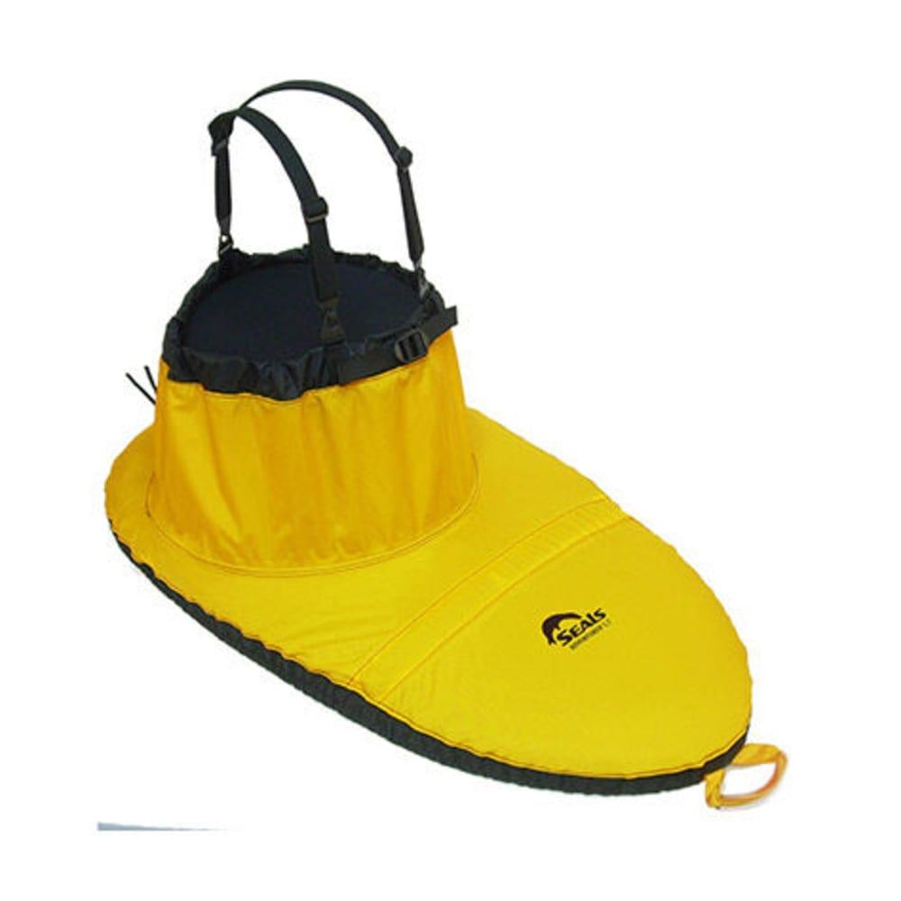 SEALS Adventurer Sprayskirt 1.2, Athletic Gold - GOLD