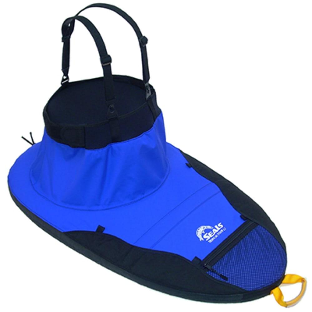 SEALS Tropical Tour Sprayskirt, 2.5 - BLUE