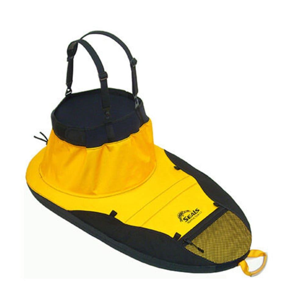SEALS Tropical Tour Sprayskirt, 1.7, Athletic Gold - GOLD