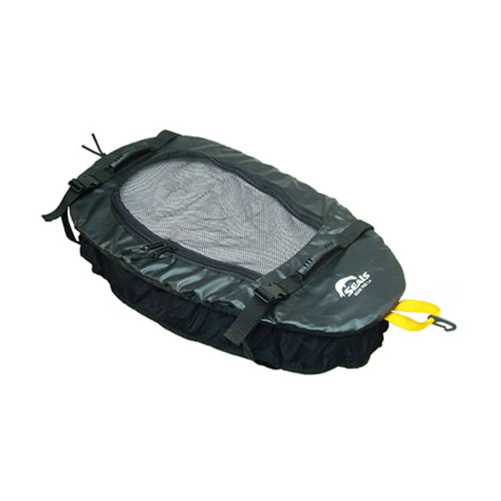 SEALS Gear Pod Cockpit Cover, 2.5 - BLACK