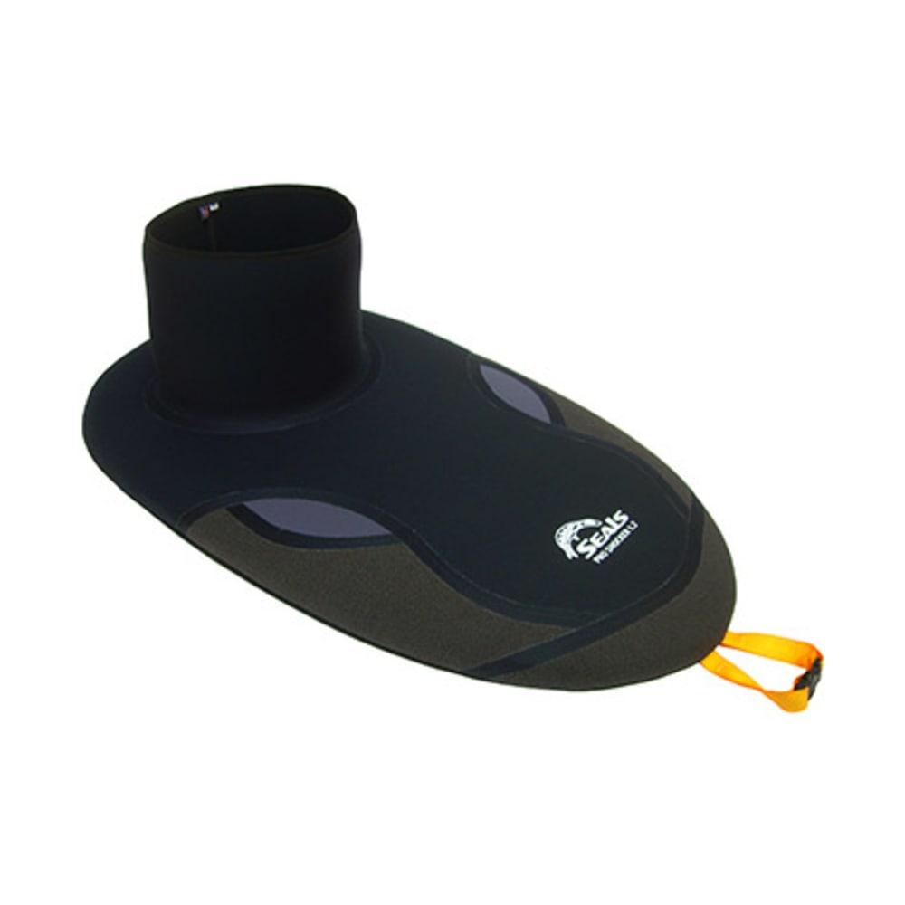 SEALS Pro Shocker Sprayskirt, 2.2 - BLACK