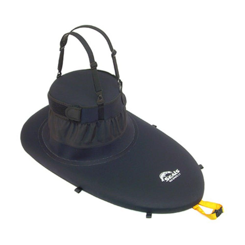 SEALS Sea Sprite Sprayskirt, 1.7 - BLACK