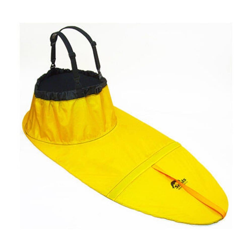 SEALS Adventurer Sprayskirt, 5.0 - GOLD