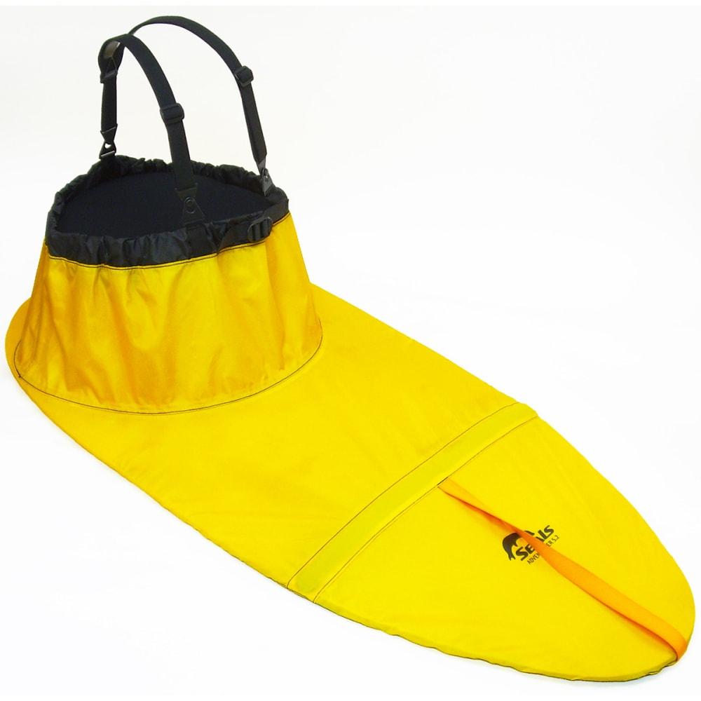 SEALS Adventurer Sprayskirt, 5.5 - GOLD