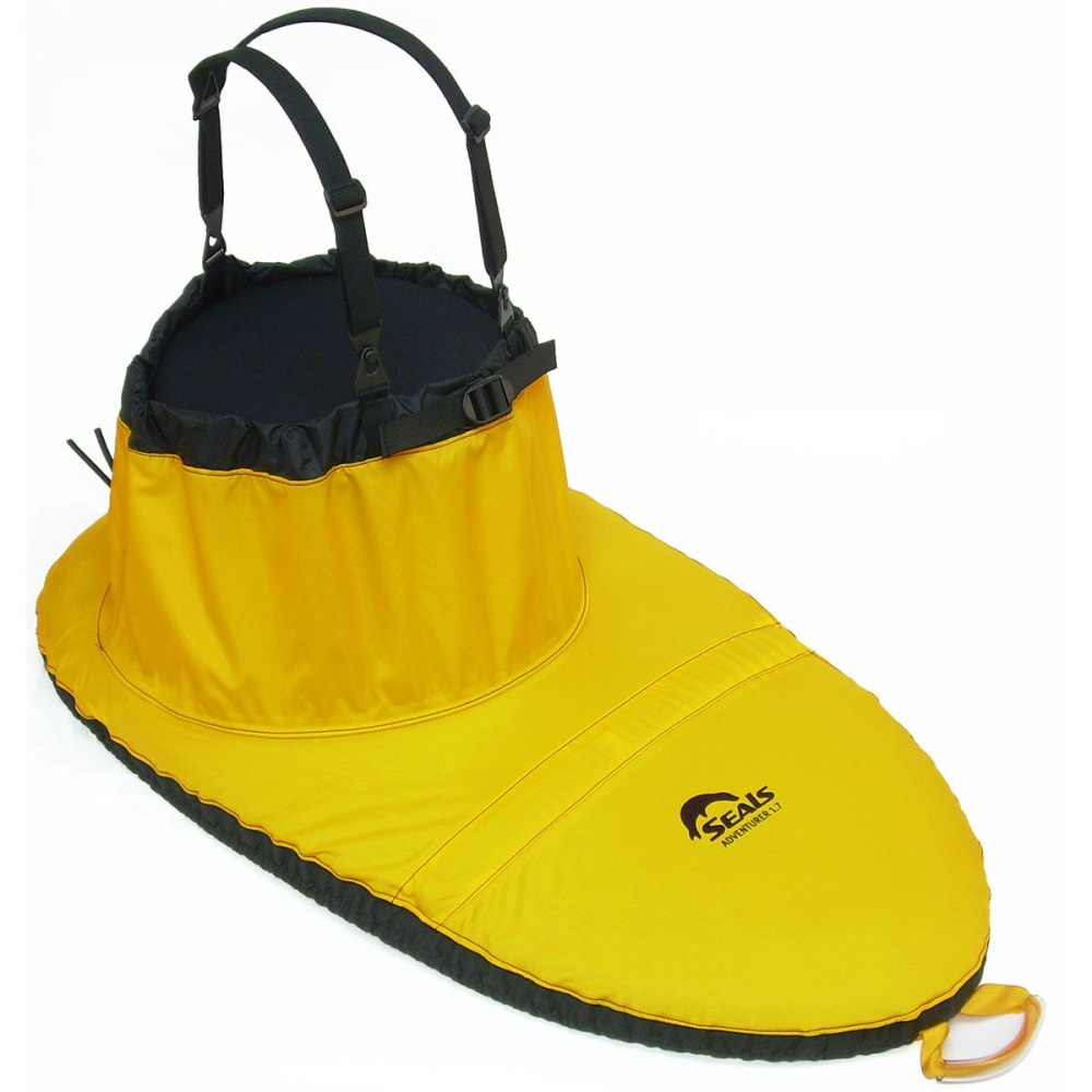 SEALS Adventurer Sprayskirt, 2.5, Athletic Gold - GOLD