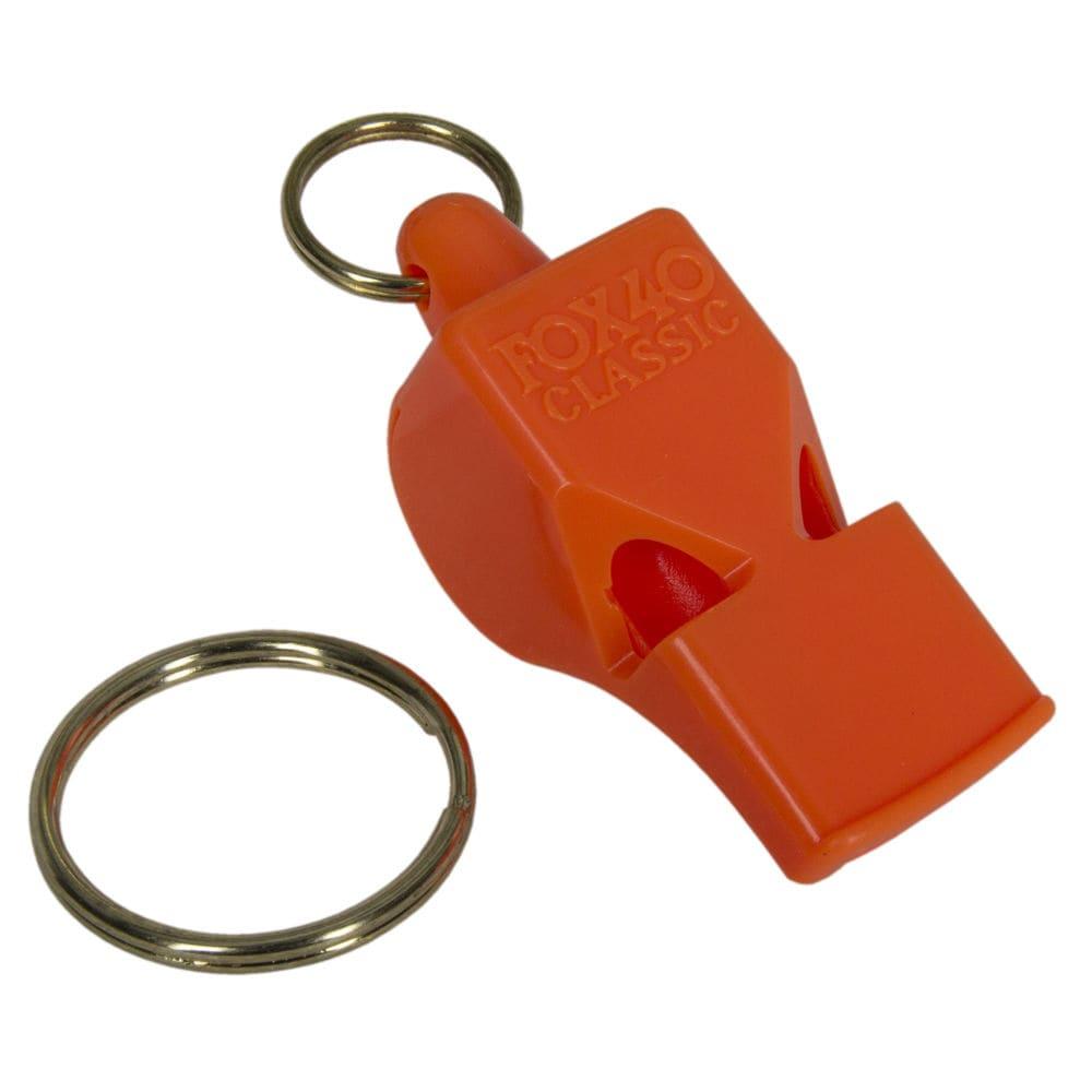 NRS Fox 40 Classic Whistle - BRIGHT ORANGE