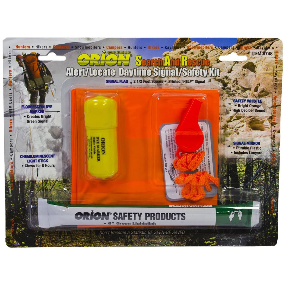 ORION Fire Free Alert Kit - NONE