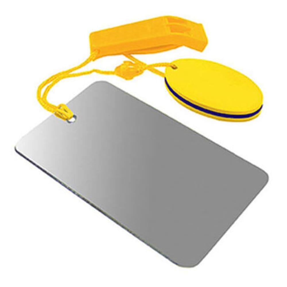 UST MARINE Whistle-Mirror-Float Combo - NONE