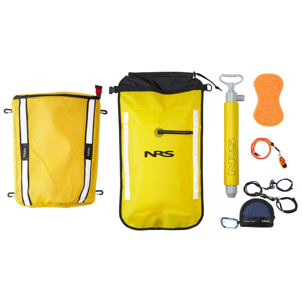 NRS Deluxe Touring Safety Kit - YELLOW