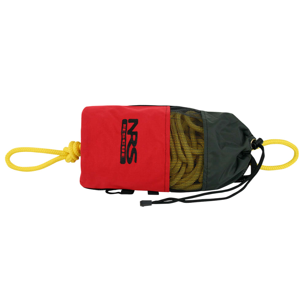 NRS Standard Rescue Throw Bag - RED