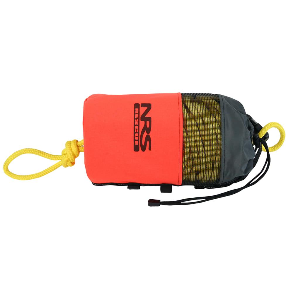 NRS Standard Rescue Throw Bag - ORANGE