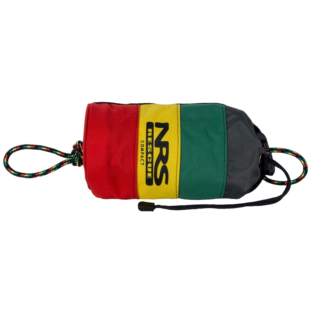 NRS Compact Rasta Rescue Throw Bag - RASTA