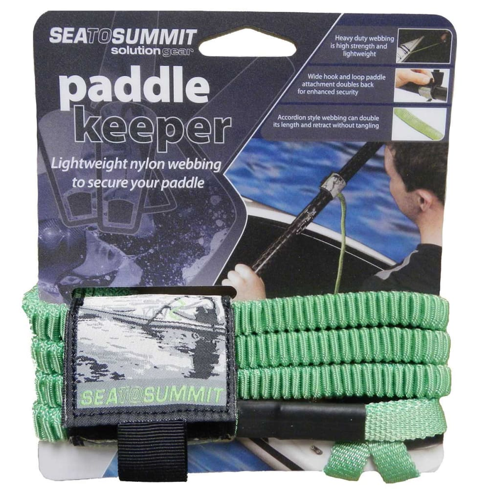 SEA TO SUMMIT Paddle Keeper - GREEN