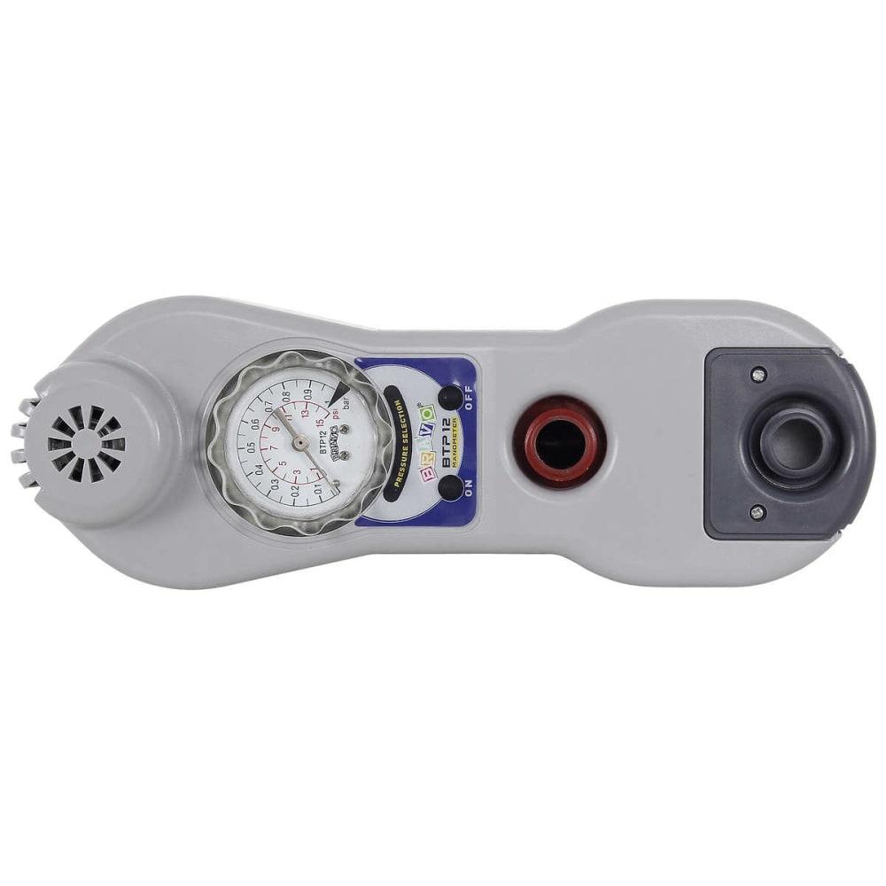 BRAVO High-Pressure 12 Volt Pump - NONE