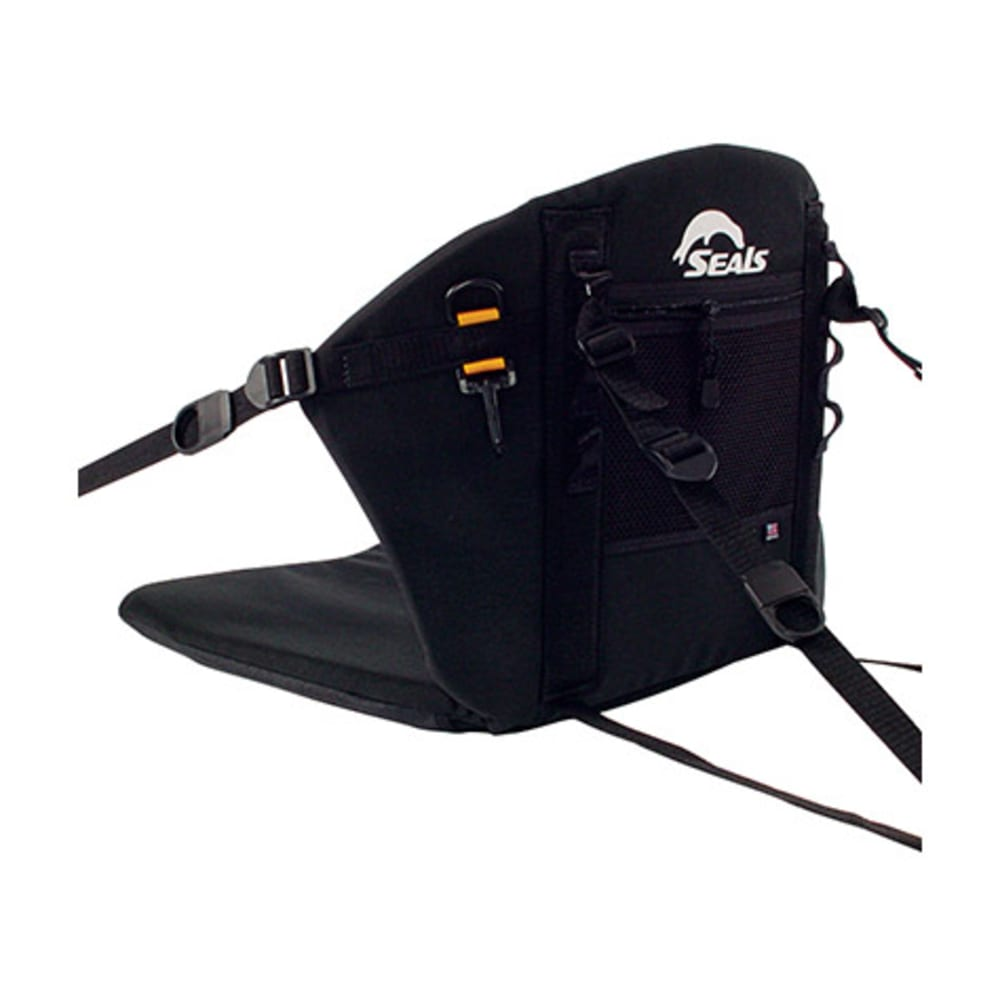 SEALS Deluxe Sit-on-Top Seat - BLACK