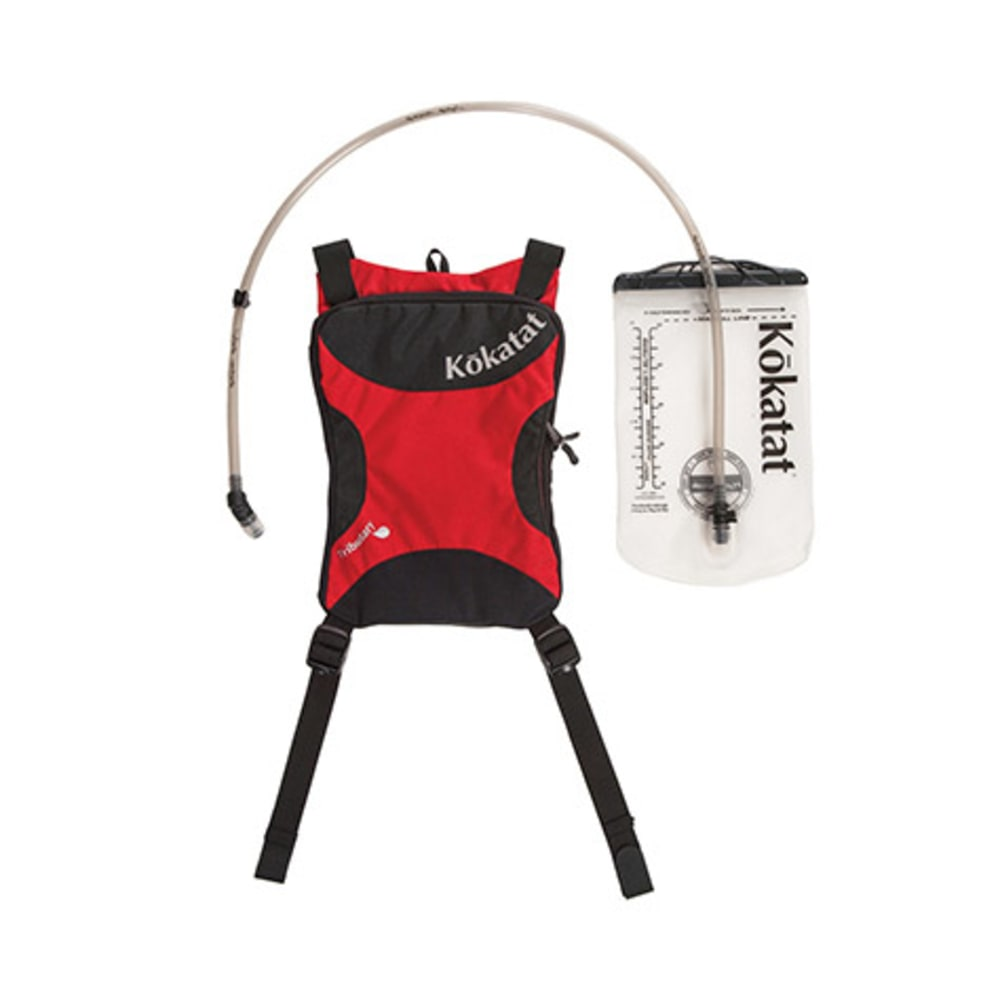 KOKATAT Tributary Hydration System - RED