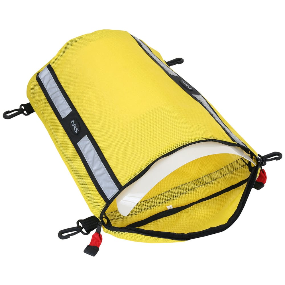 NRS Sea Kayak Mesh Deck Bag - YELLOW