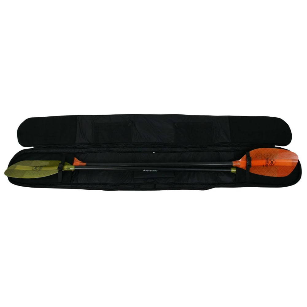 NSR SUP/Whitewater Paddle Bag - BLACK