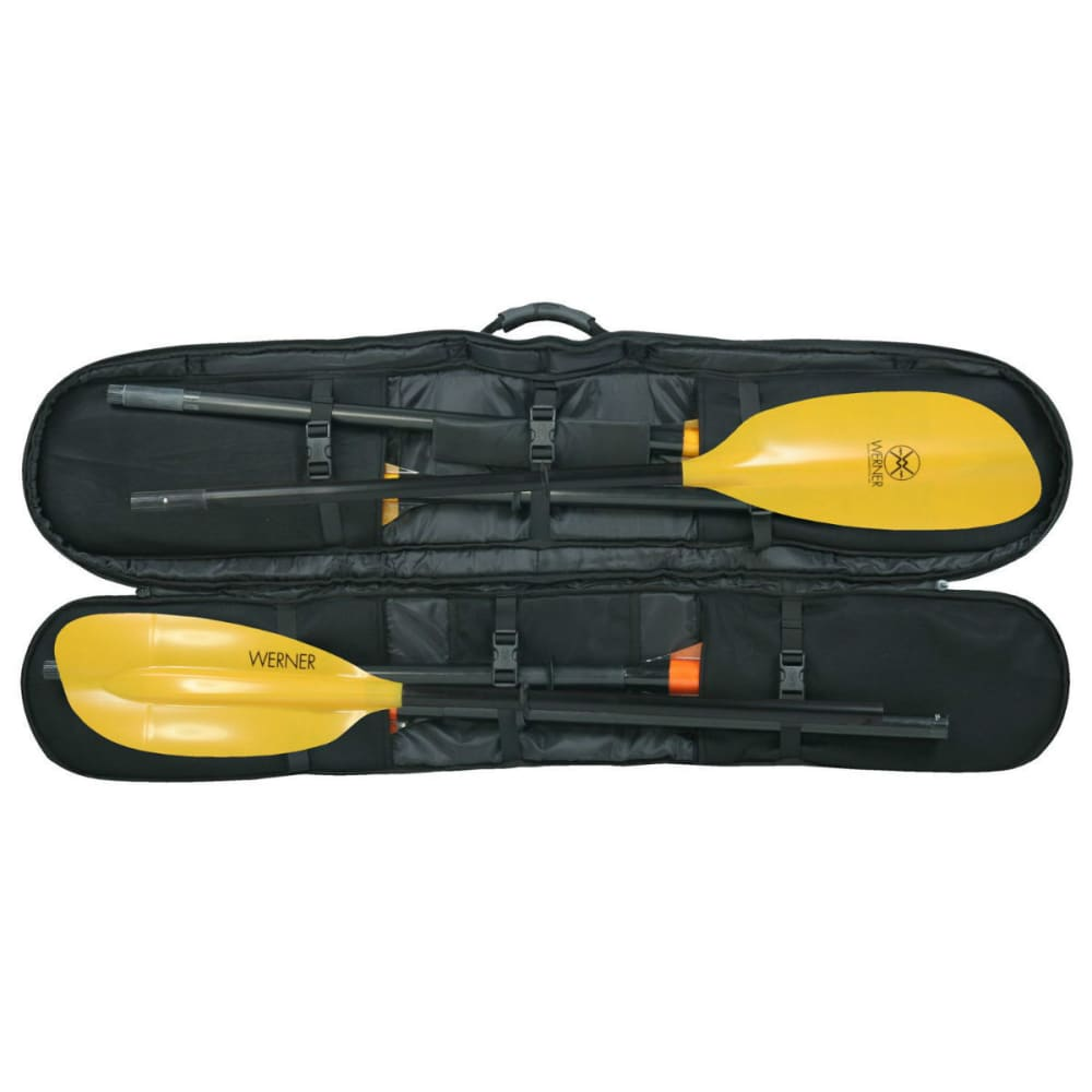NRS Two-Piece Kayak Paddle Bag - BLACK