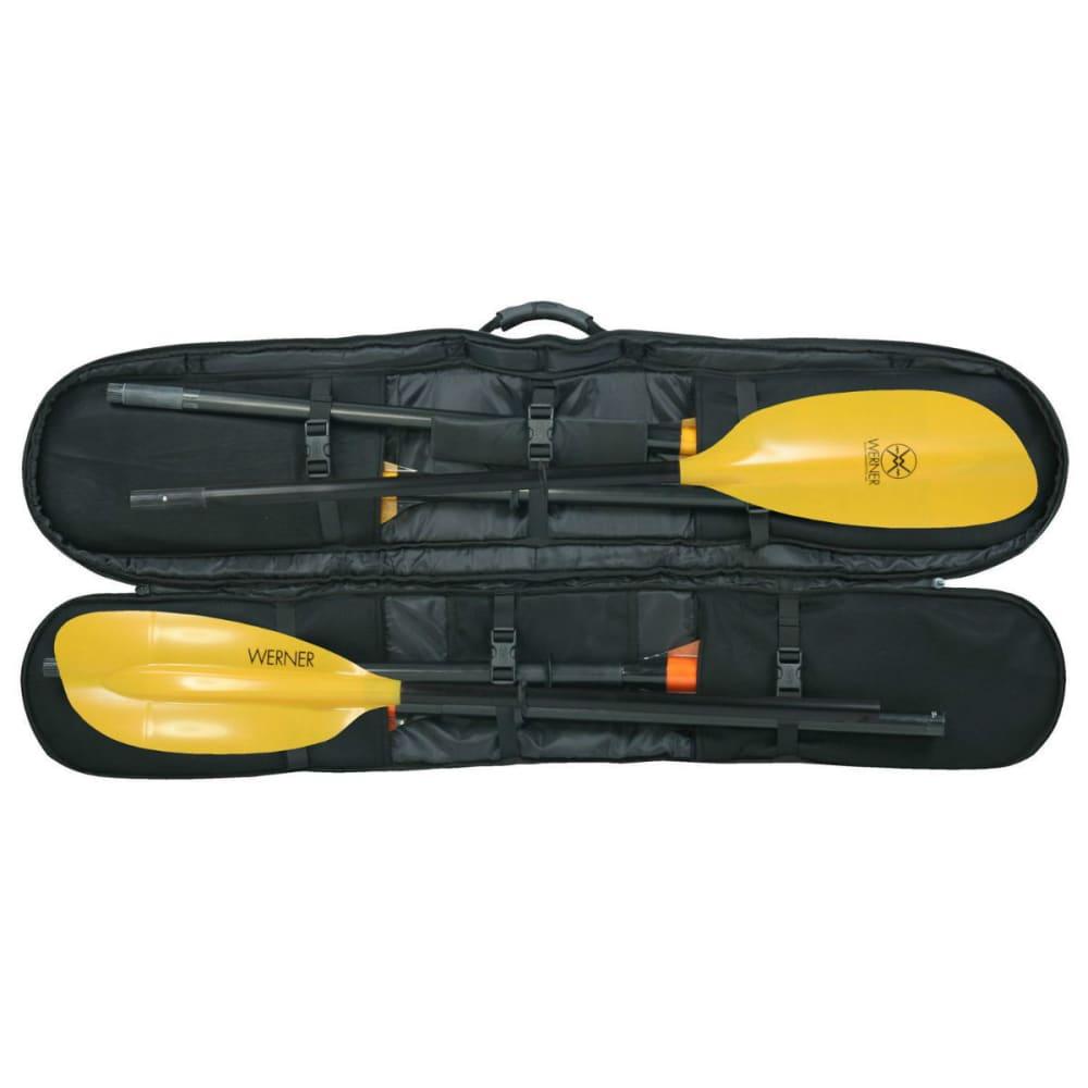 NRS Two-Piece Kayak Paddle Bag - BLACK