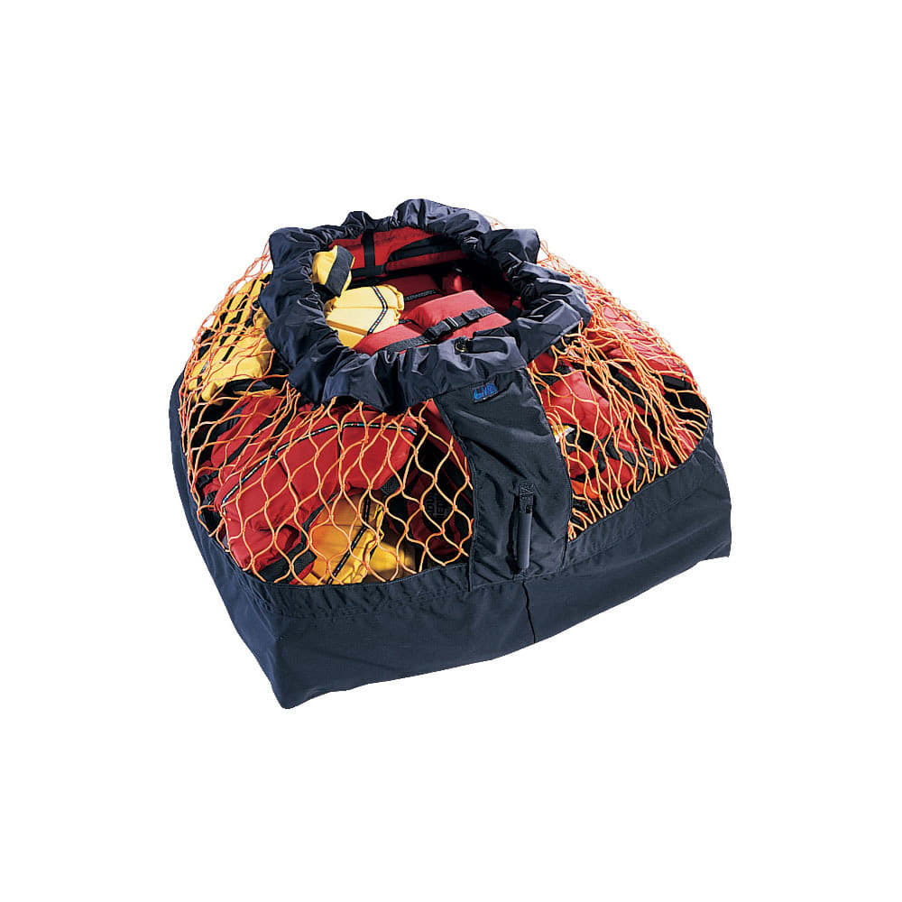 NRS PFD Bag - ORANGE/BLACK