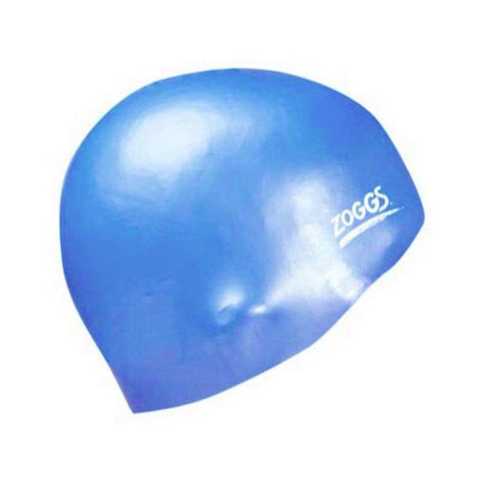ZOGGS Easy Fit Swim Cap - LIGHT BLUE