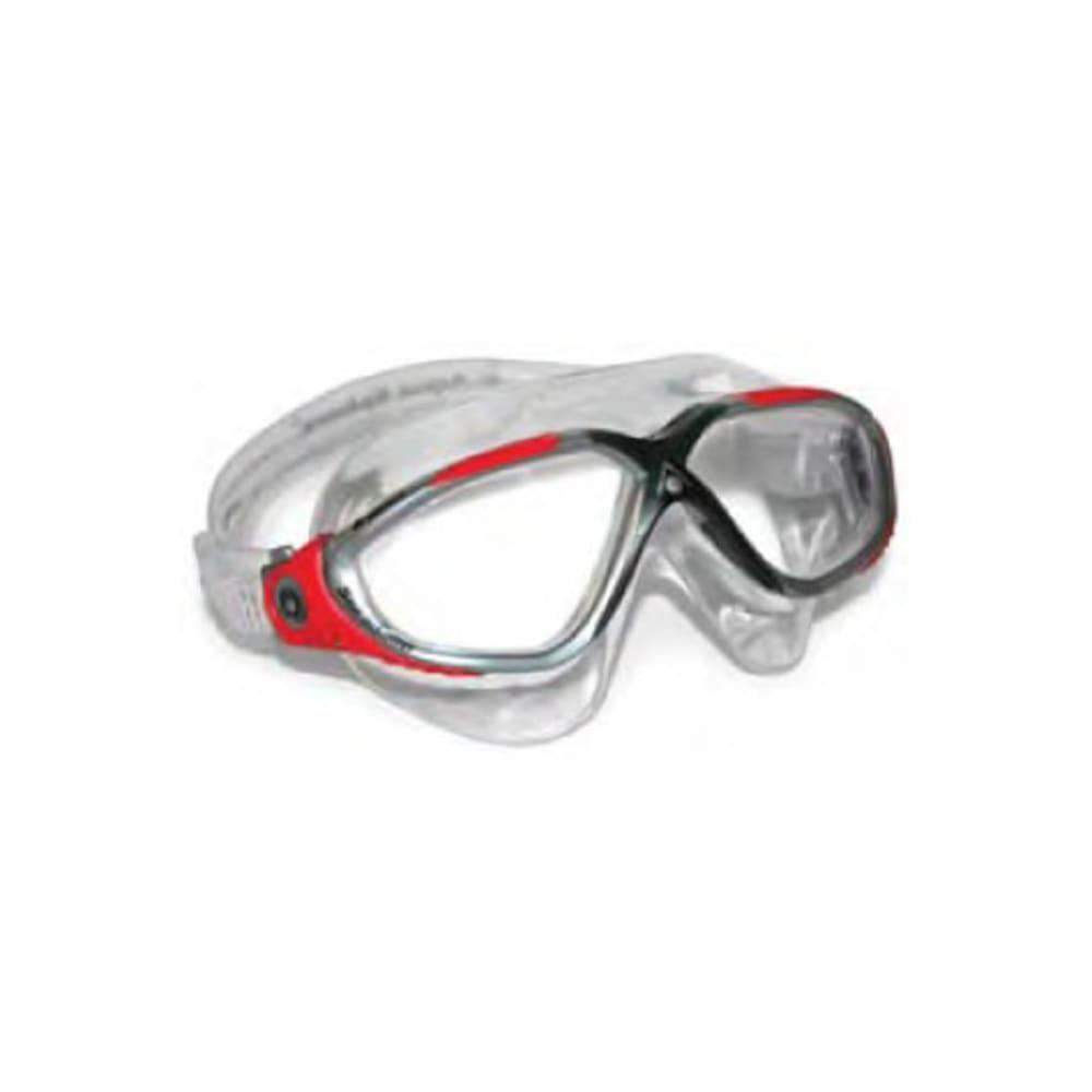 AQUA SPHERE Vista Mask - CLEAR/RED
