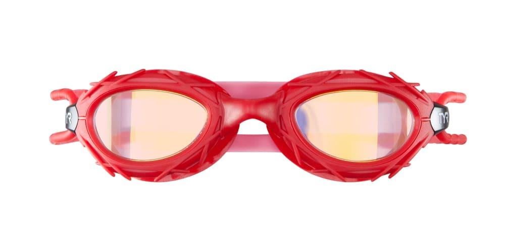 TYR Nest Pro Mirrored Swim Goggles - NONE