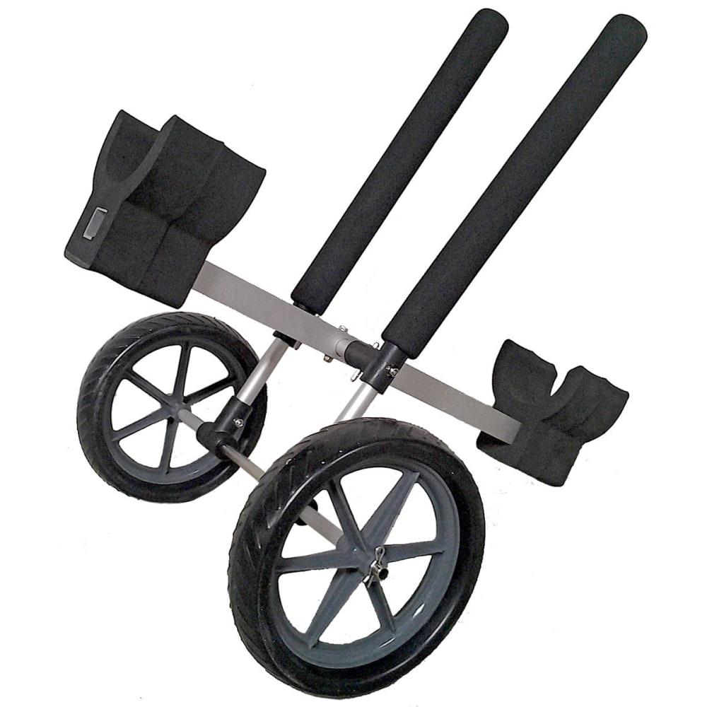WHEELEEZ Stand Up Paddleboard Cart, Single - ALUMINUM