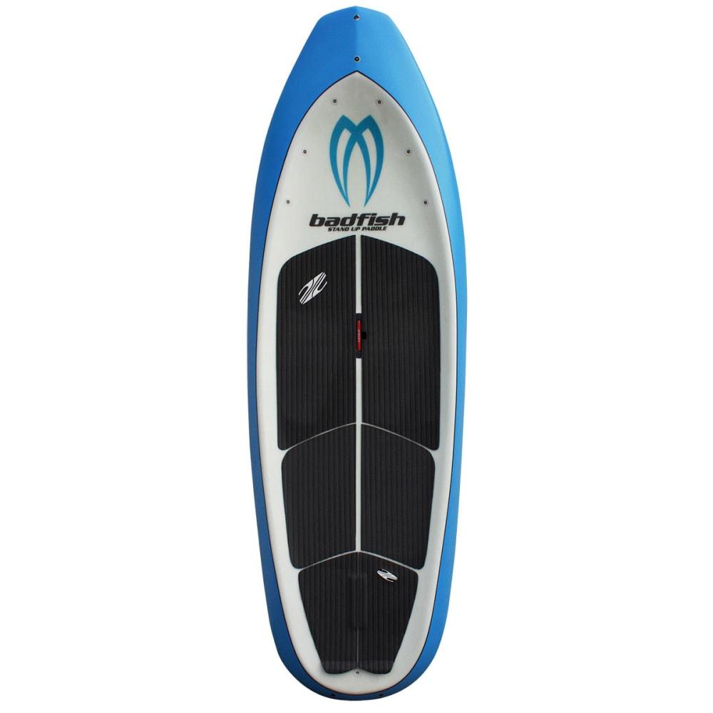 BADFISH MVP 9' Stand Up Paddleboard - WHITE/BLUE