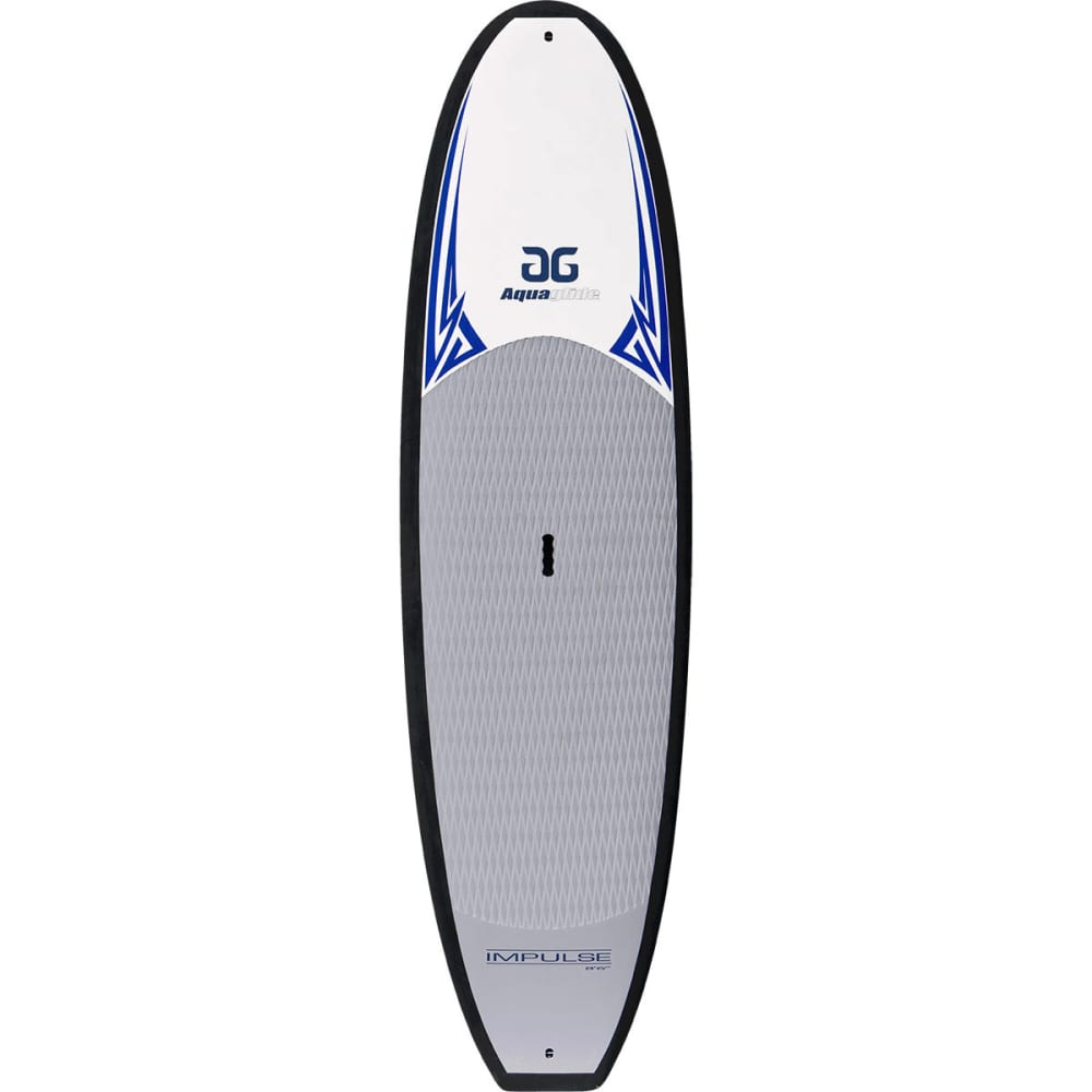 """AQUAGLIDE Impulse 9'6"""" Stand Up Paddleboard - NAVY/GREEN"""