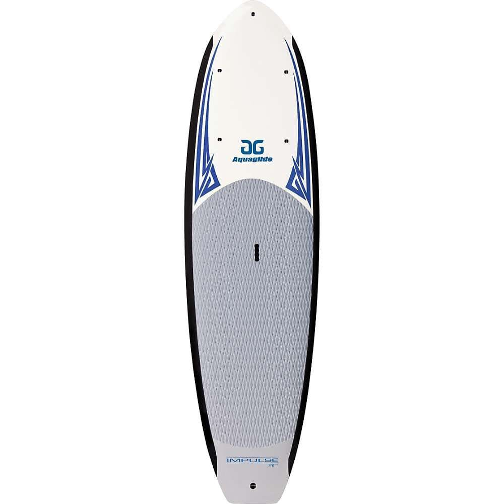 AQUAGLIDE Impulse 11 Stand Up Paddleboard - NAVY/GREEN