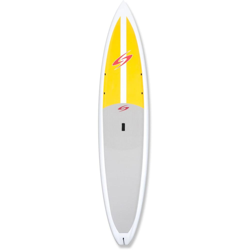 "SURFTECH Saber 11'6"" Coretech Displacement Stand Up Paddleboard  - YELLOW"