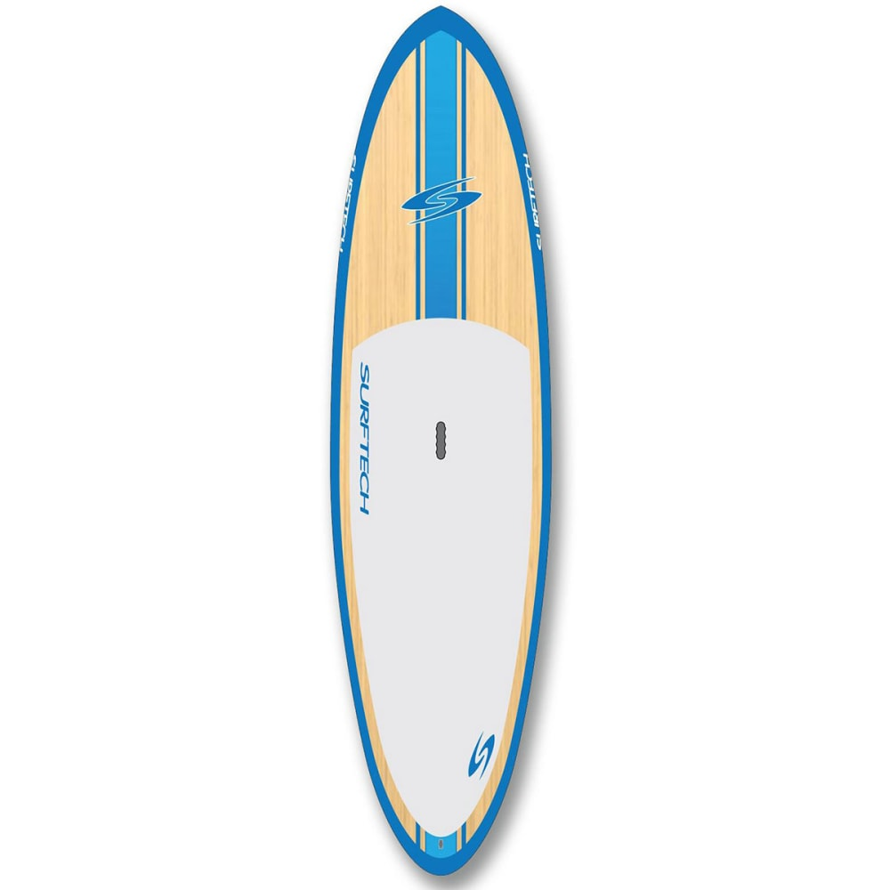 "SURFTECH Discovery Stripe Paddleboard, 10' 0"" - BLUE"