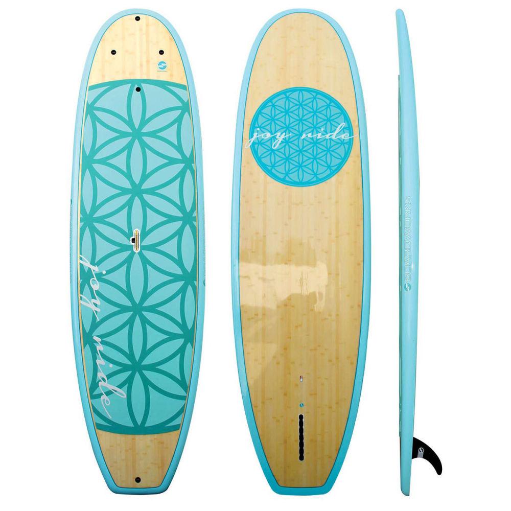 """BOARDWORKS Joyride Flow 9'11"""" Yoga Stand Up Paddleboard - OCEAN"""