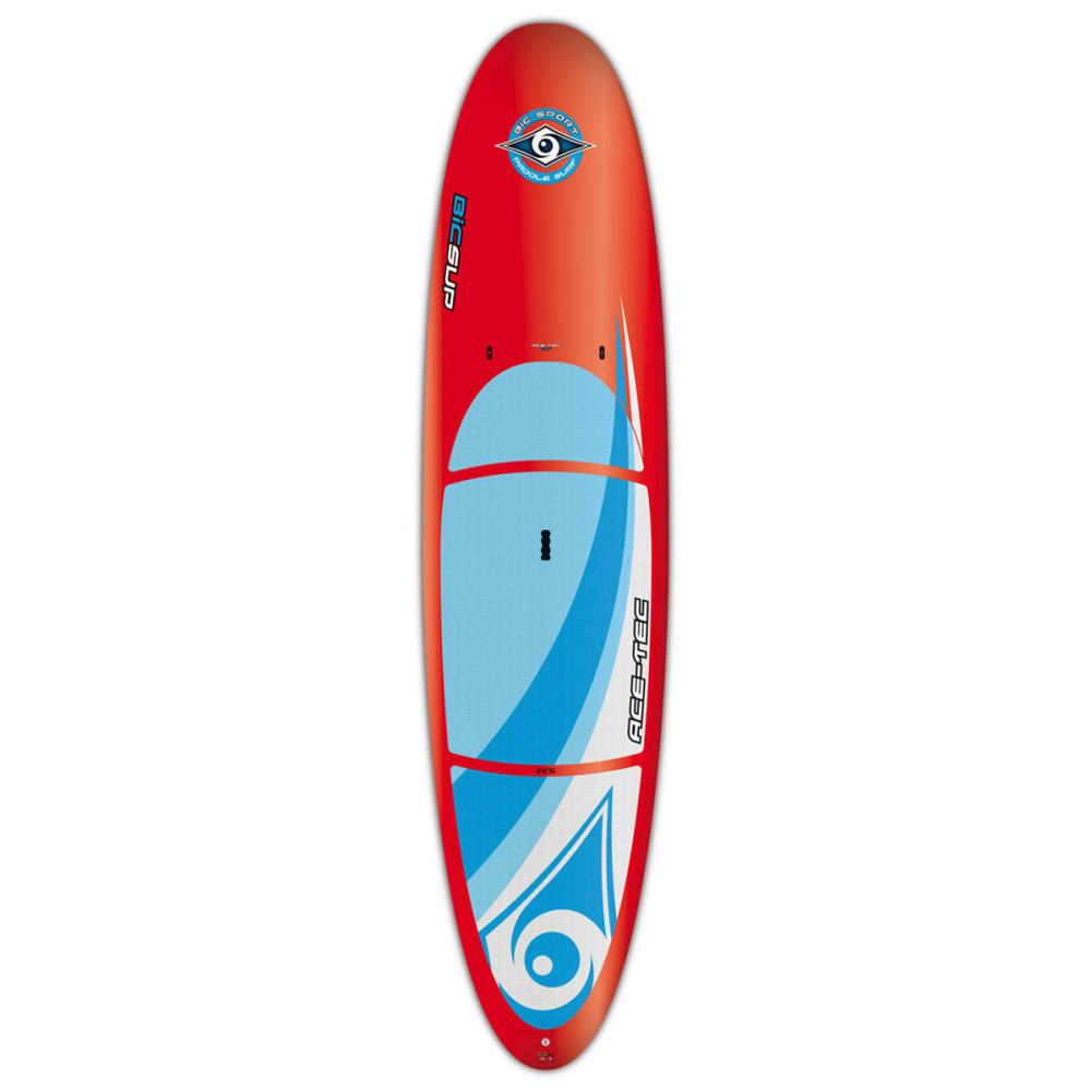 "BIC Ace-Tec Performer 10'6"" Stand Up Paddleboard  - RED"