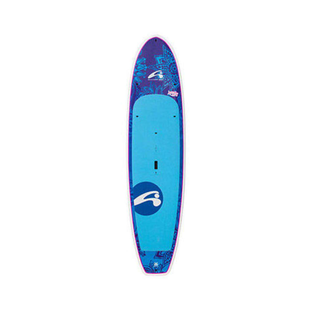 "AMUNDSON Karma 10' 6"" Stand Up Paddleboard  - BLUE"