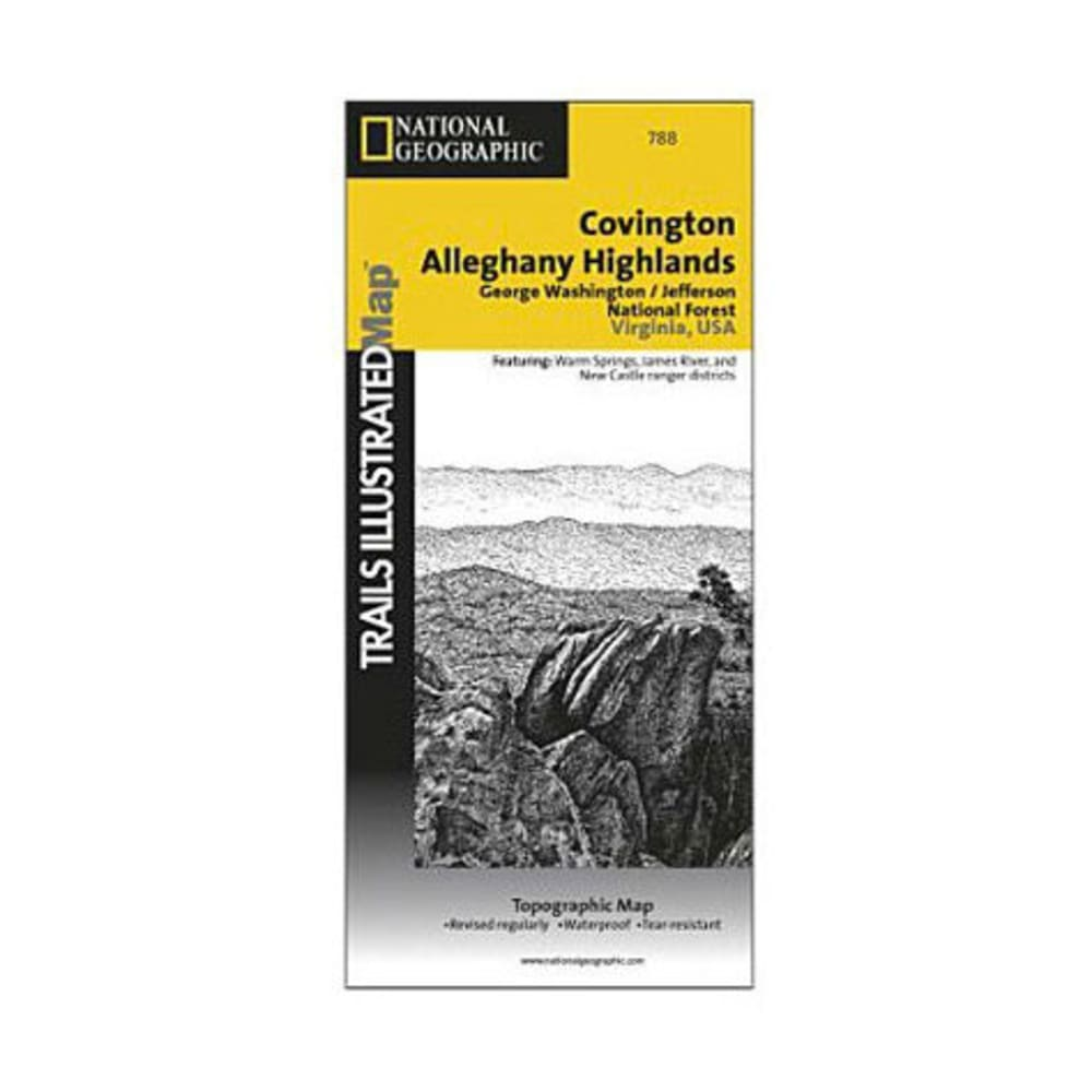 NAT GEO Covington/Alleghany Highlands - NONE
