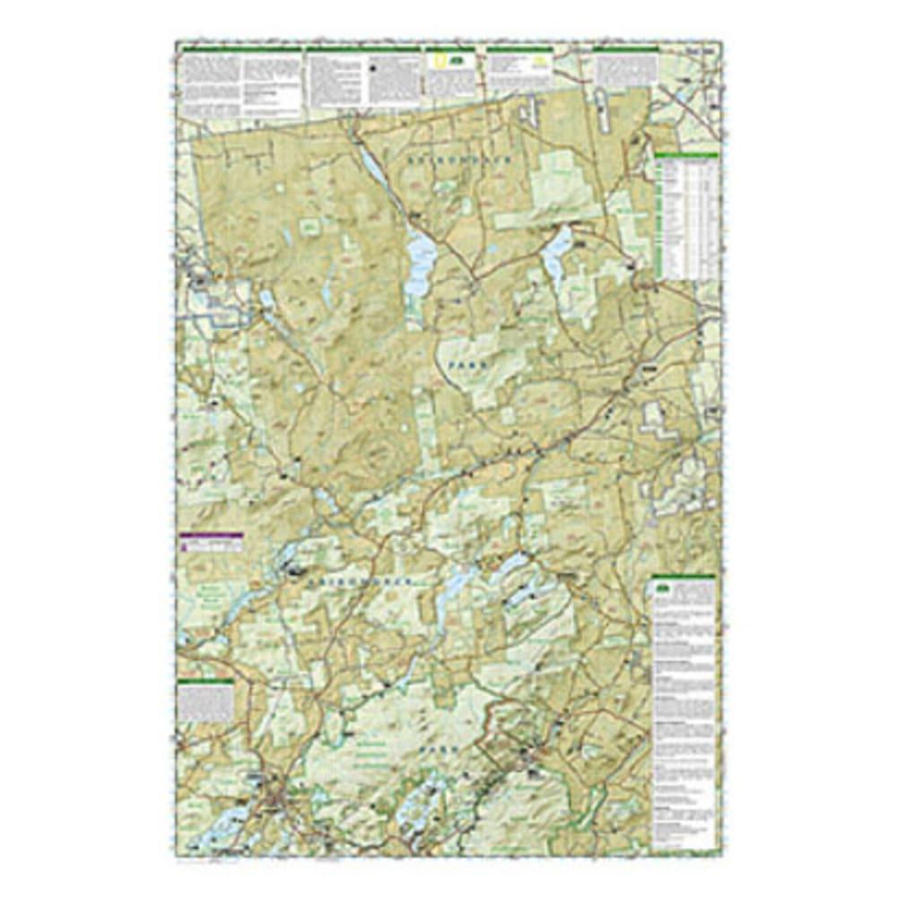 NAT GEO Adirondack Park Map Pack - NONE