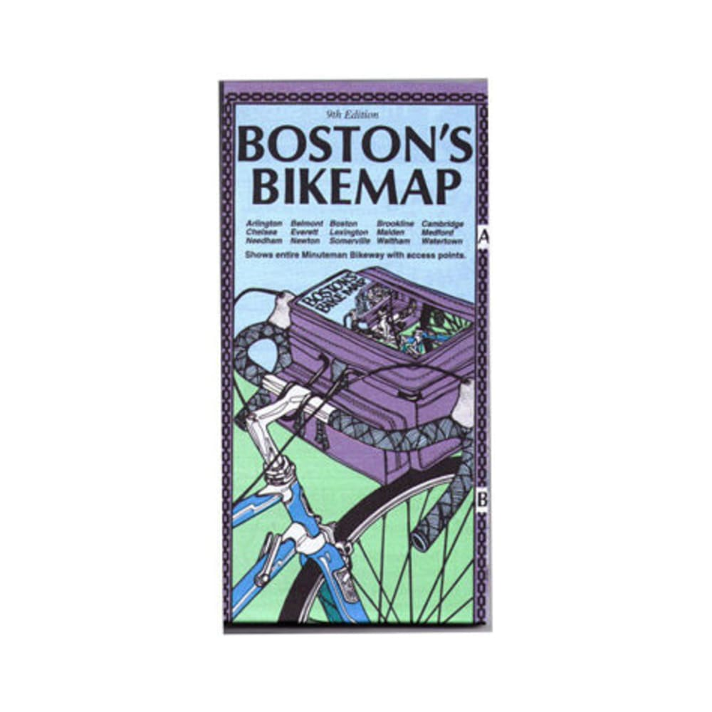 Boston's Bikemap - NONE