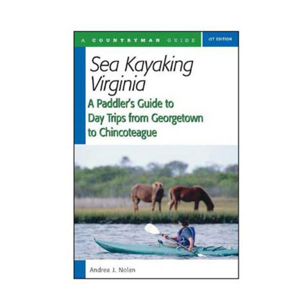 Sea Kayaking Virginia - NONE