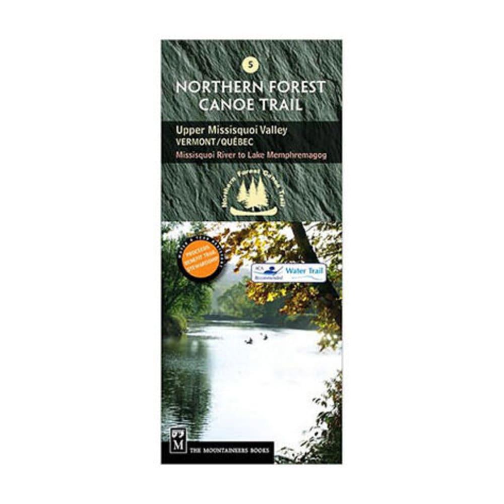 NFCT Map 5: Missisquoi River to Lake Memphremagog - NONE