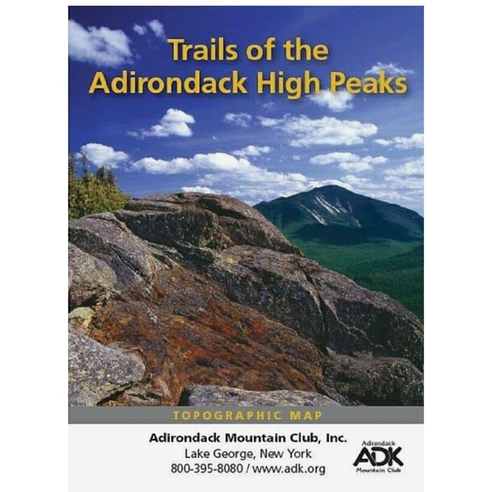 ADK Trails of the Adirondack High Peaks Region - NONE